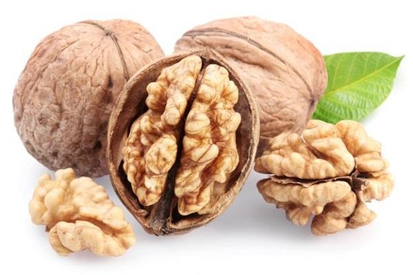 полезные вещества грецких орехов