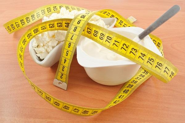 особенности творожной диеты МАГГИ