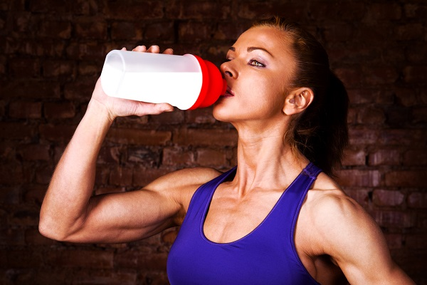 как выбрать спортивное питание женщине для похудения