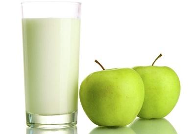 Диета Кефир и яблоки