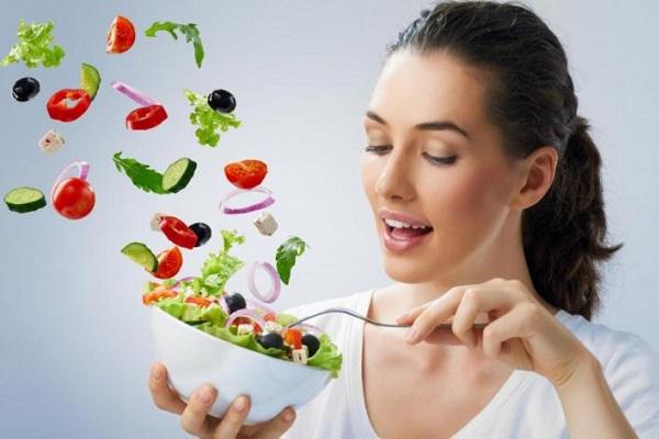 примерное меню правильного питания для снижения веса