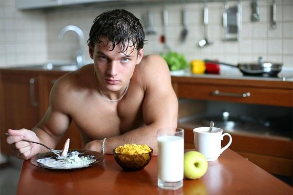 особенности питания для набора мышечной массы