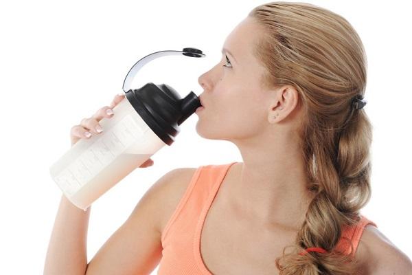 как протеиновый коктейль влияет на похудение