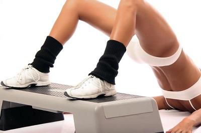 Упражнения на степ платформе для похудения — Похудение