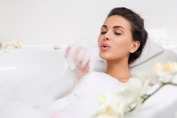 как правильно принимать ванны для похудения в домашних условиях