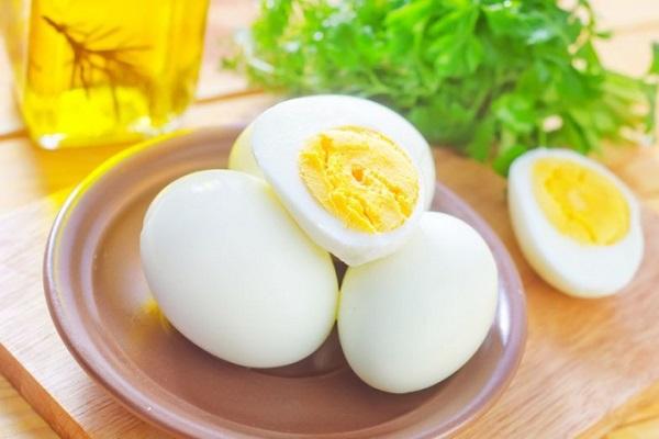 как сидеть на яичной диете Магги