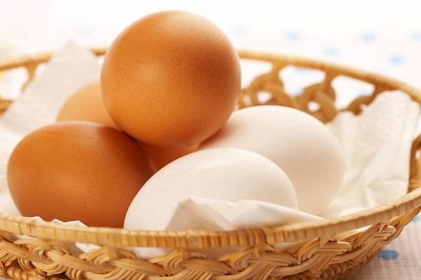 меню яичной диеты Магги на 4 недели