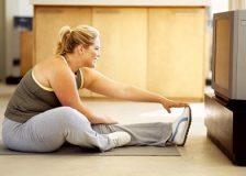 Какой должна быть зарядка для похудения в домашних условиях?