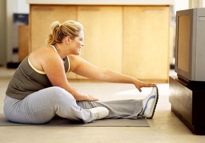 Зарядка для похудения * Утренняя в домашних условиях для живота и боков для начинающих в картинках