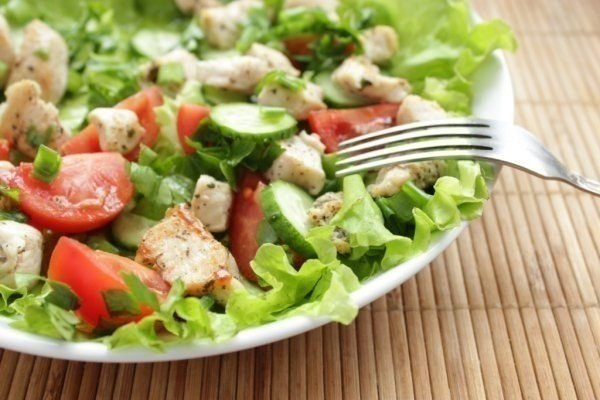 список низкокалорийных рецептов для похудения