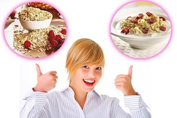 как правильно сидеть на овсяной диете