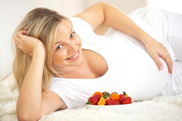 как составить рацион питания при беременности, чтобы не набрать лишний вес