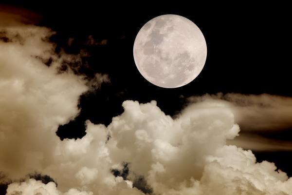 рост луны и правильное питание при нем