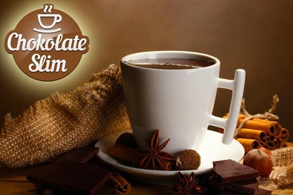 из чего состоит шоколад СЛИМ для похудения