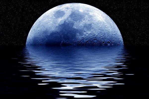 убывающая луна и питание при ней
