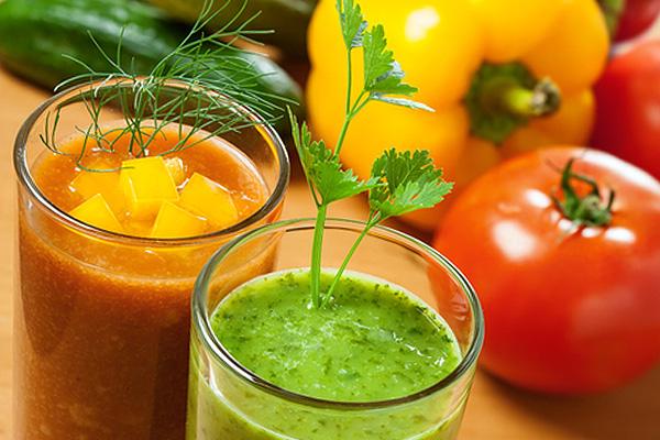 овощная - одна из лучших зимних диет для похудения