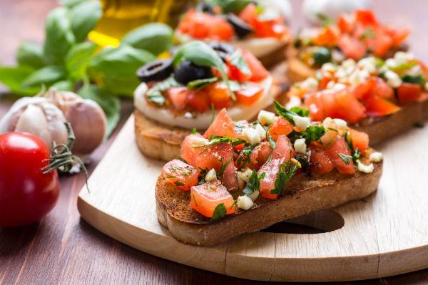 особенности перекусов на правильном питании