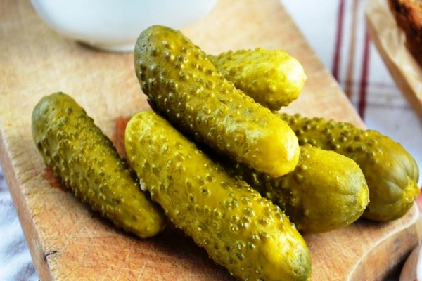 эффективность диеты на соленых огурцах
