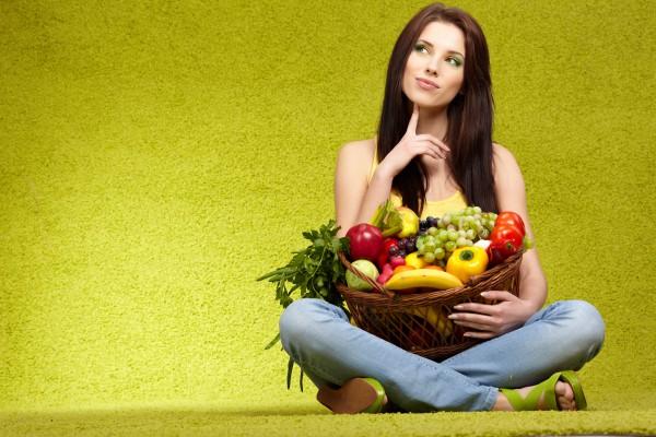 как правильно сидеть на вегетарианской диете
