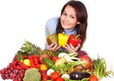 Как подобрать диету при повышенном холестерине у женщин?