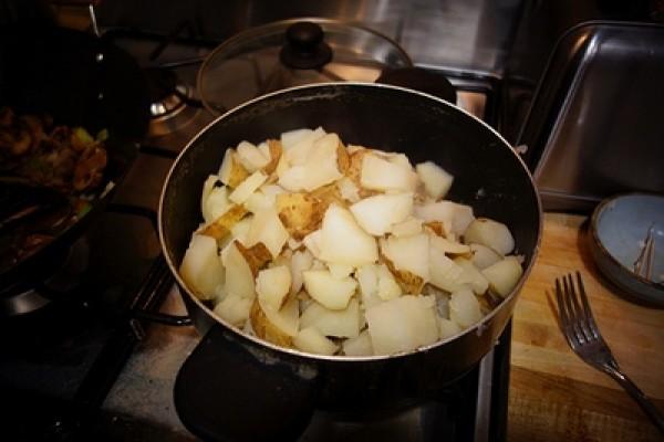 особенности картофельной диеты для похудения