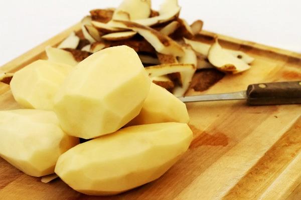 выбор картошки для соблюдения картофельной диеты