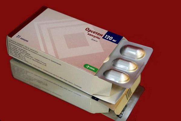 как работают таблетки для похуденяи Орсотен