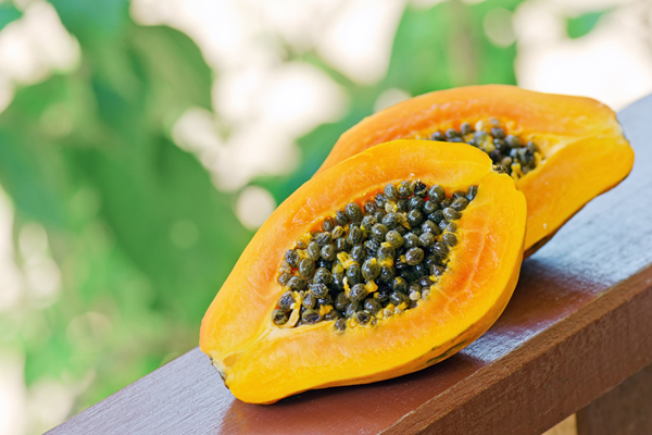 полезные свойства папайя