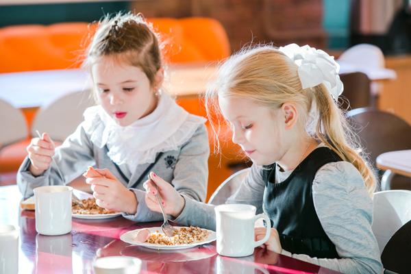как правильно организовать рациональное питание школьников