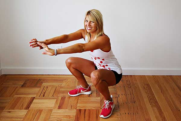 физические упражнения для похудения в ногах без накачивания мышц
