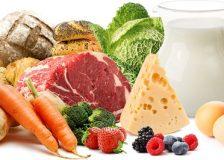 Сочетание продуктов при правильном питании в современных условиях