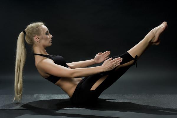 суть выполнения упражнений калланетика для похудения