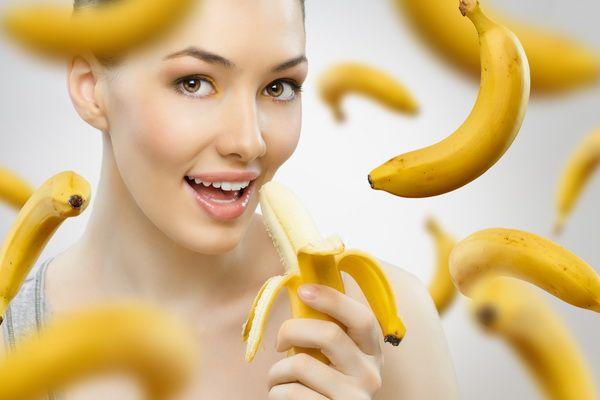 какой может быть банановая диета