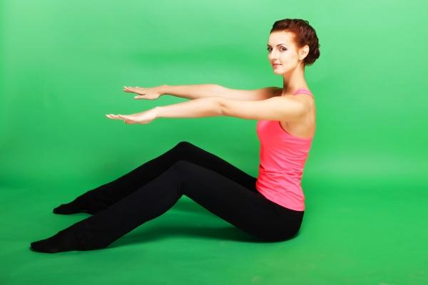 Гимнастика для похудения - Бодифлекс