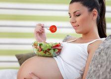 Какой должна быть диета для беременных для снижения веса