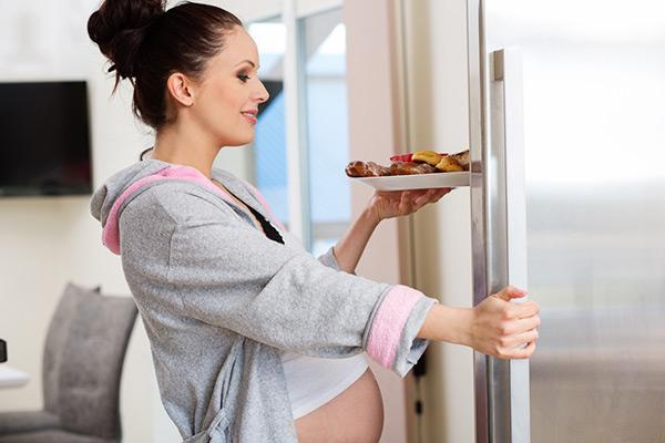 для чего нужна диета для беременных для снижения веса
