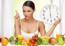 Как правильно сидеть на диете без сладкого и мучного?
