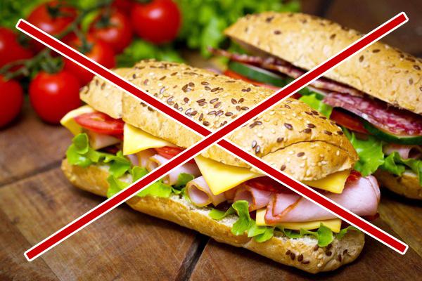 запрещенная еда на диете при диарее у взрослых