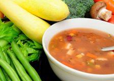 Какой должна быть диета при желчекаменной болезни?
