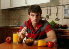 Лучшая диета для набора мышечной массы для мужчины