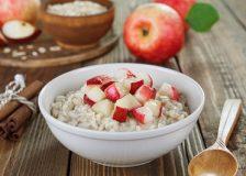Имеет ли право на жизнь диета на овсянке и яблоках?