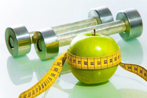 диета на яблоках и овсянке и физические нагрузки