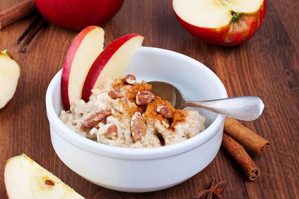 польза яблок и овсянки для похудения