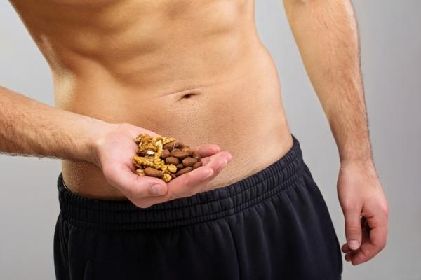 правильное питание при сушке тела у парней
