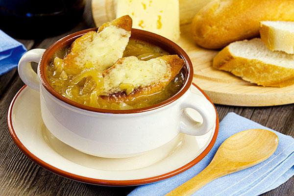 чем особенна диета на луковом супе
