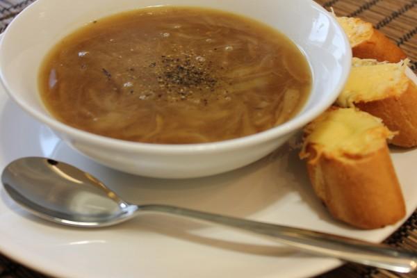 как приготовить луковый суп