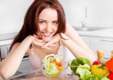 Стандартное меню английской диеты на 21 день