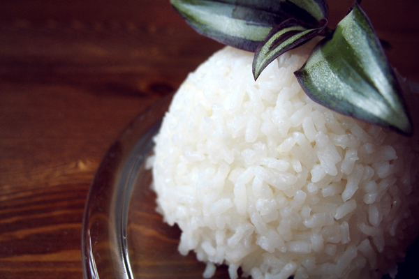 варианты рисовой диеты для избавления от солей