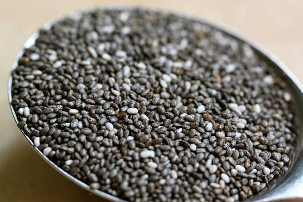 суть использования семян ЧИА для похудения