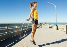 Лучшие упражнения со скакалкой для похудения
